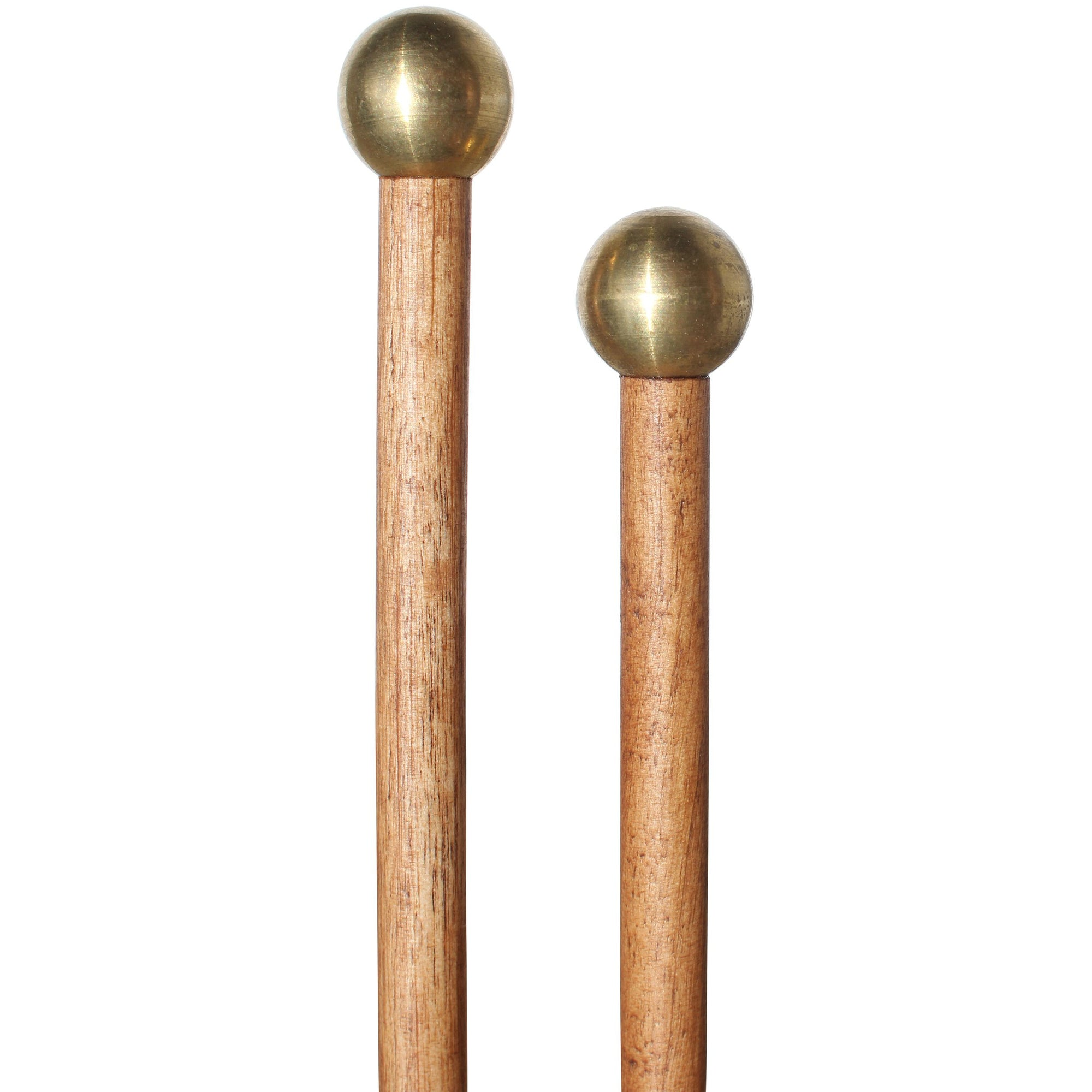 Timber Drum - Hard Brass Bell Mallets-Percussion-Timber Drum-Music Elements