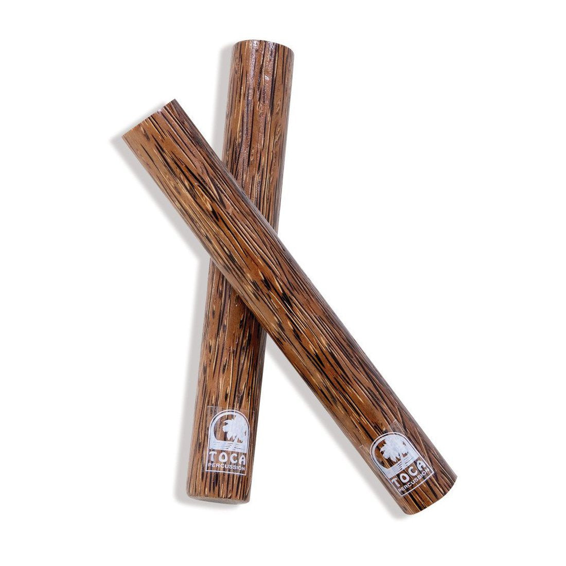 Toca Percussion - Palmwood Standard Claves (Pair)