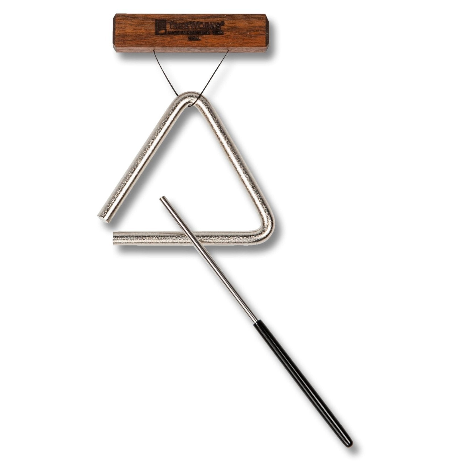 "TreeWorks - Studio-Grade Triangles-Percussion-TreeWorks-4"" (TRE-HS04)-Music Elements"