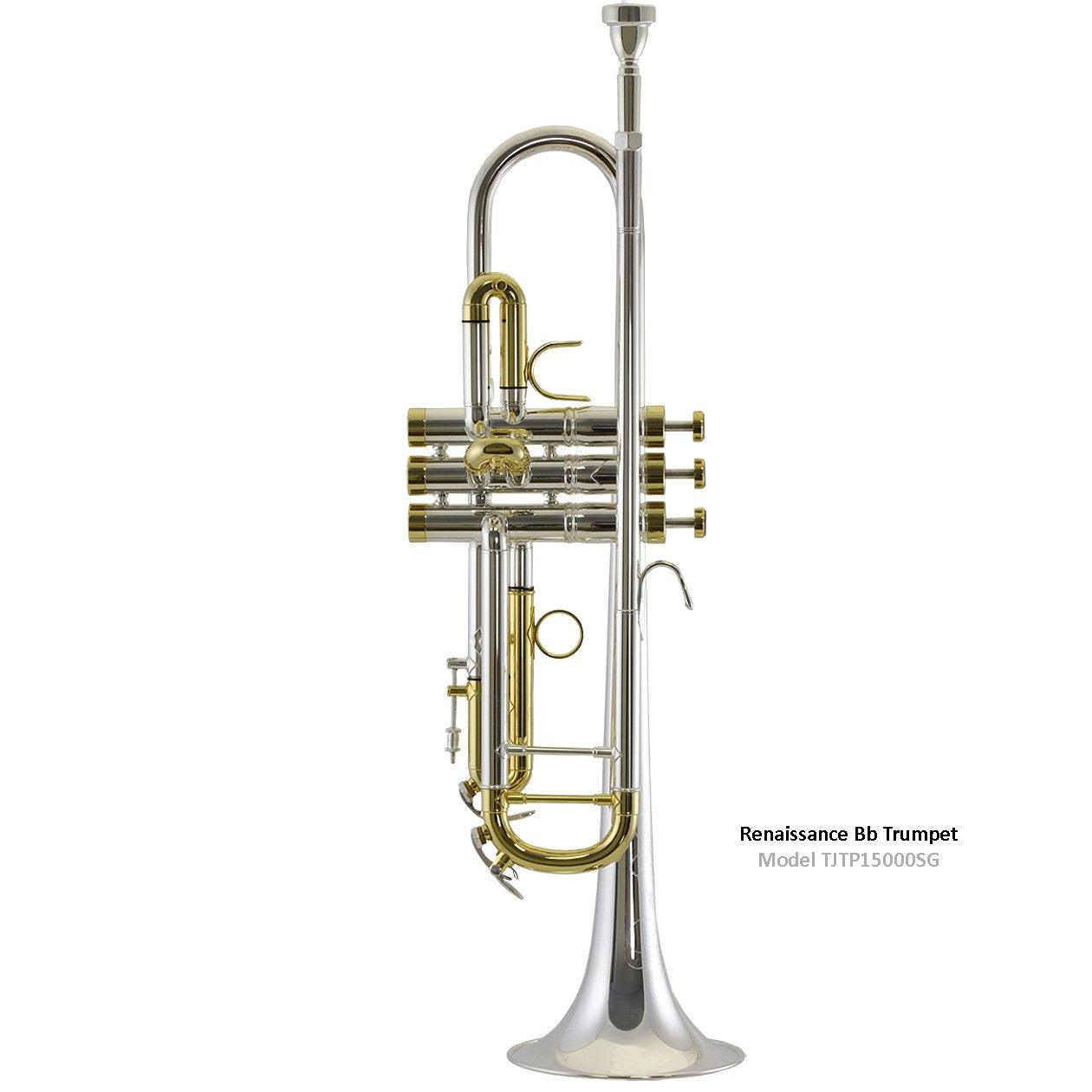 Trevor James - 15000SG Renaissance Bb Trumpet-Trumpet-Trevor James-Music Elements