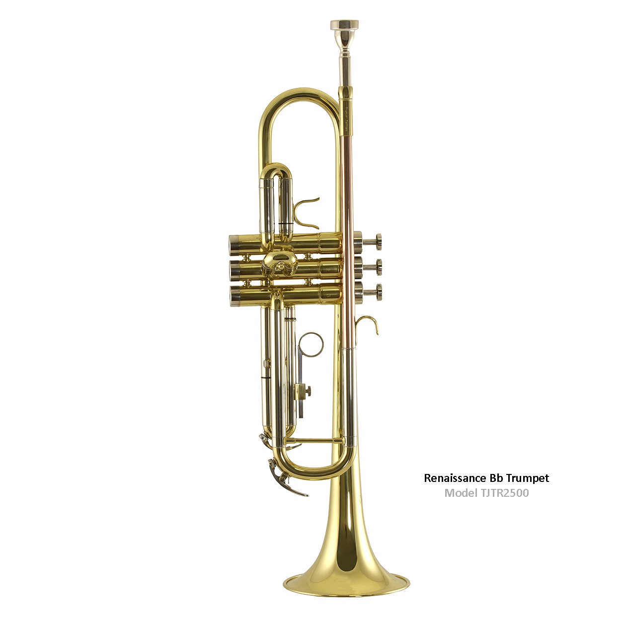 Trevor James - 2500 Renaissance Bb Trumpet-Trumpet-Trevor James-Music Elements