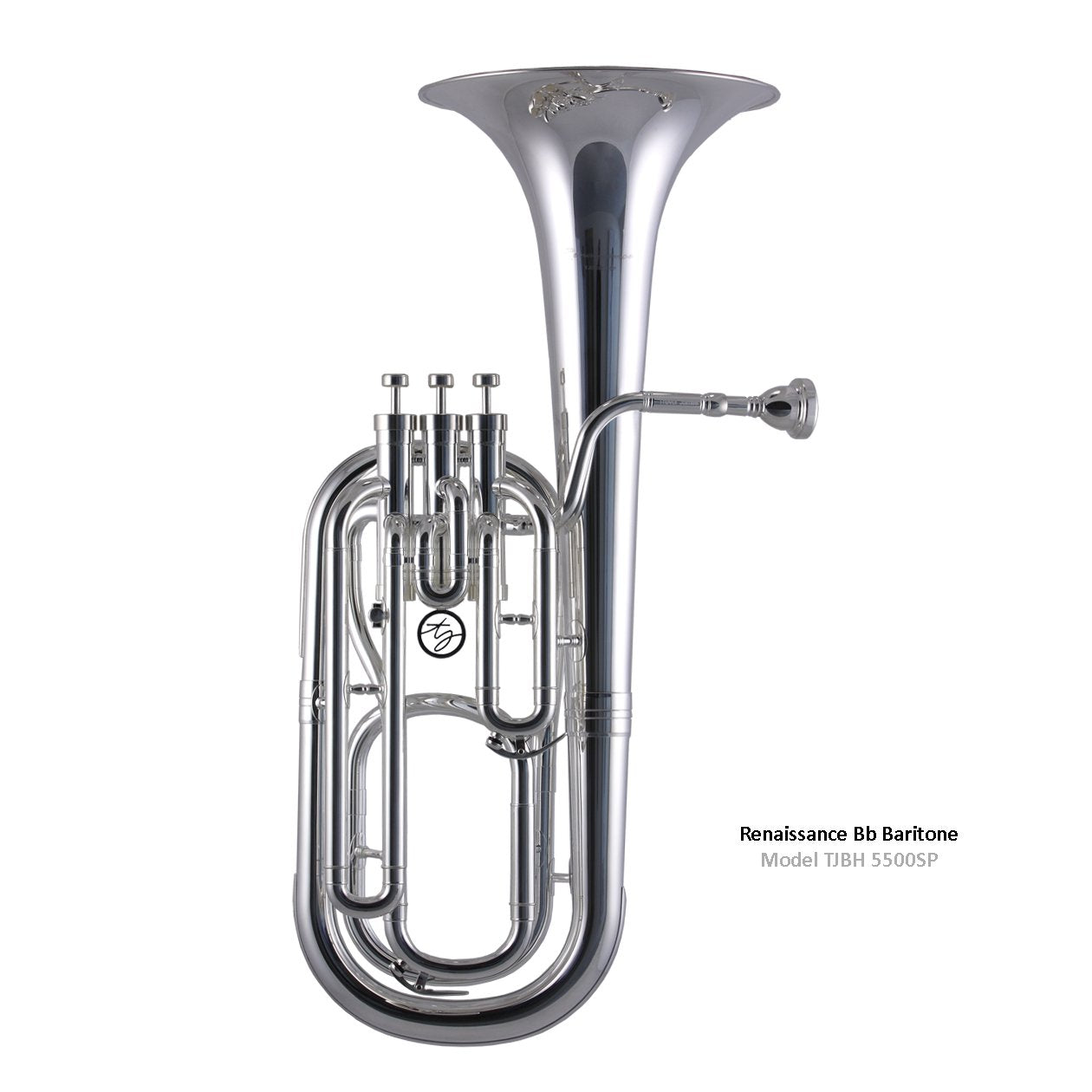 Trevor James - 5500SP Renaissance Bb Baritone-Baritone-Trevor James-Music Elements