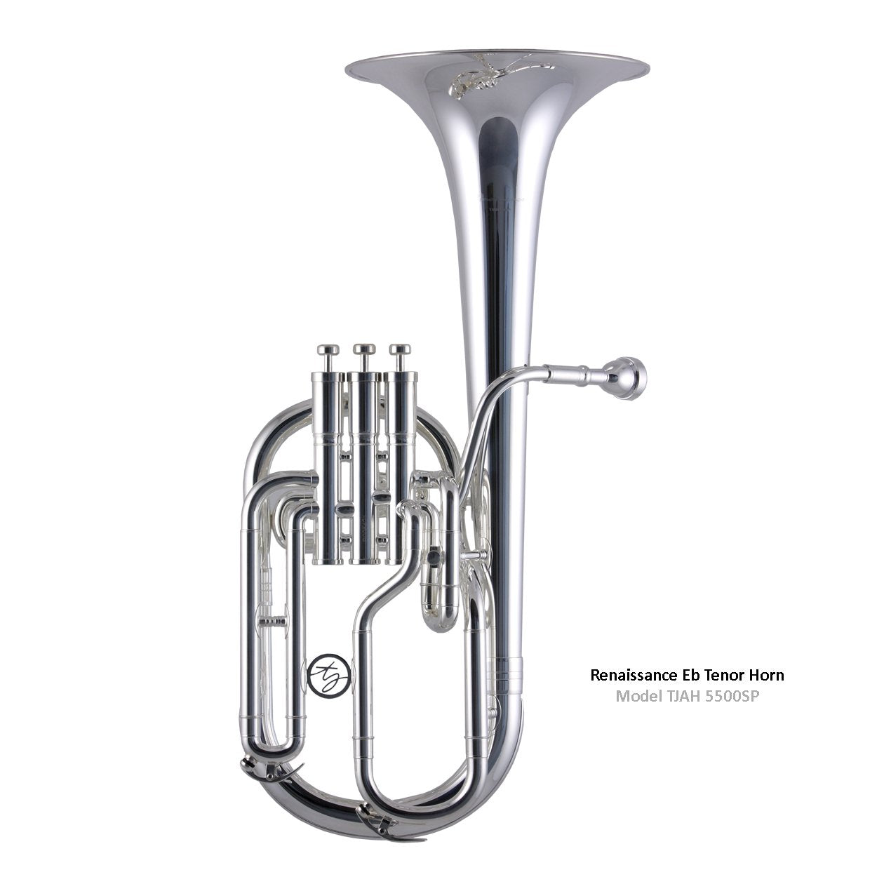 Trevor James - 5500SP Renaissance Eb Tenor Horn-Tenor Horn-Trevor James-Music Elements
