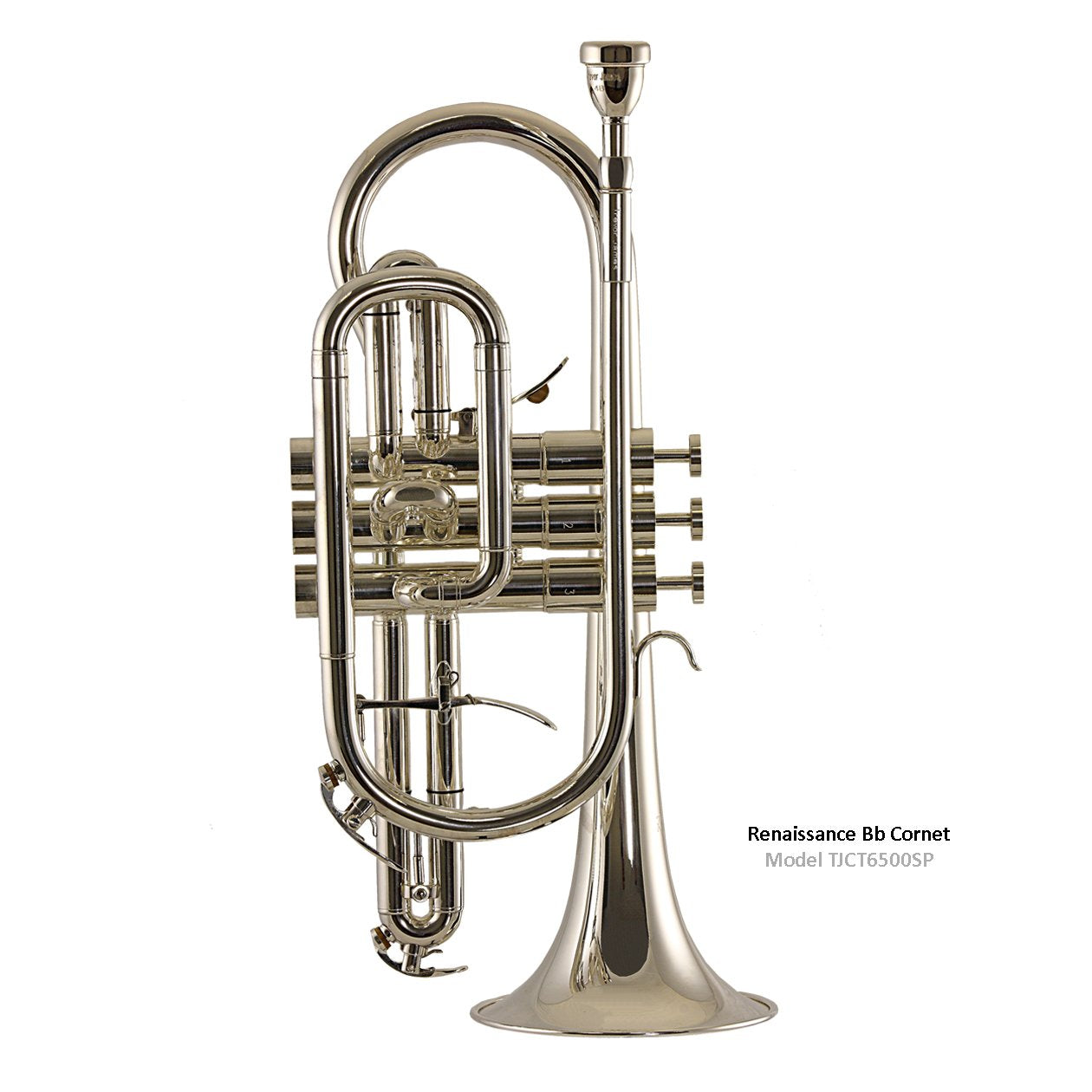 Trevor James - 6500 Renaissance Bb Cornet-Cornet-Trevor James-Music Elements