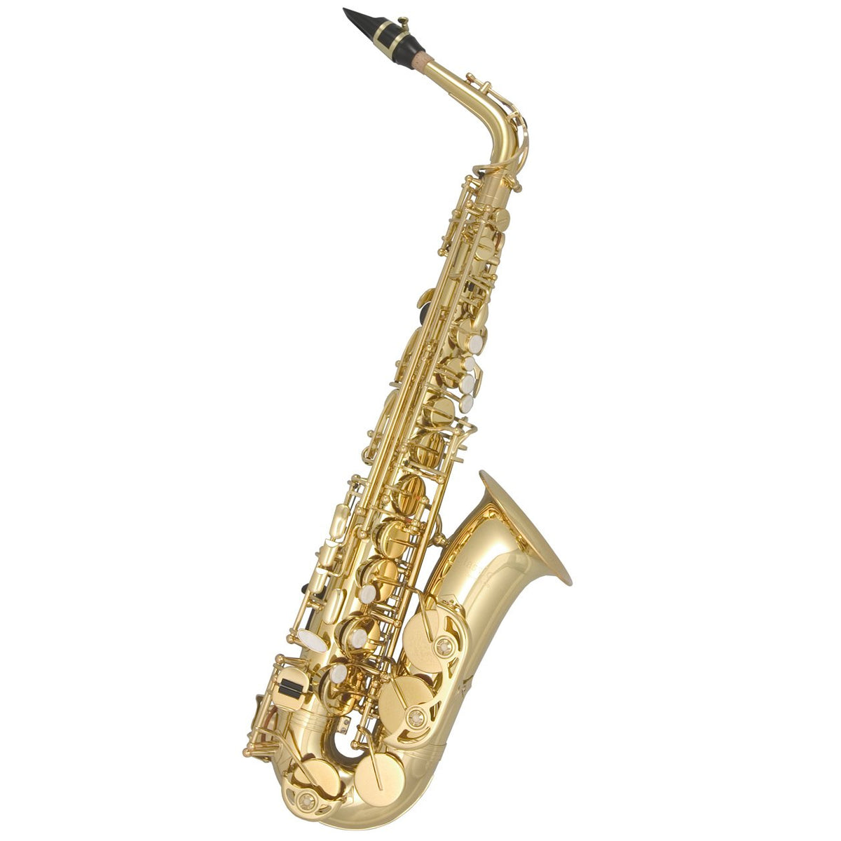 Trevor James - Classic Alto Saxophones-Saxophone-Trevor James-Gold Lacquer-Music Elements