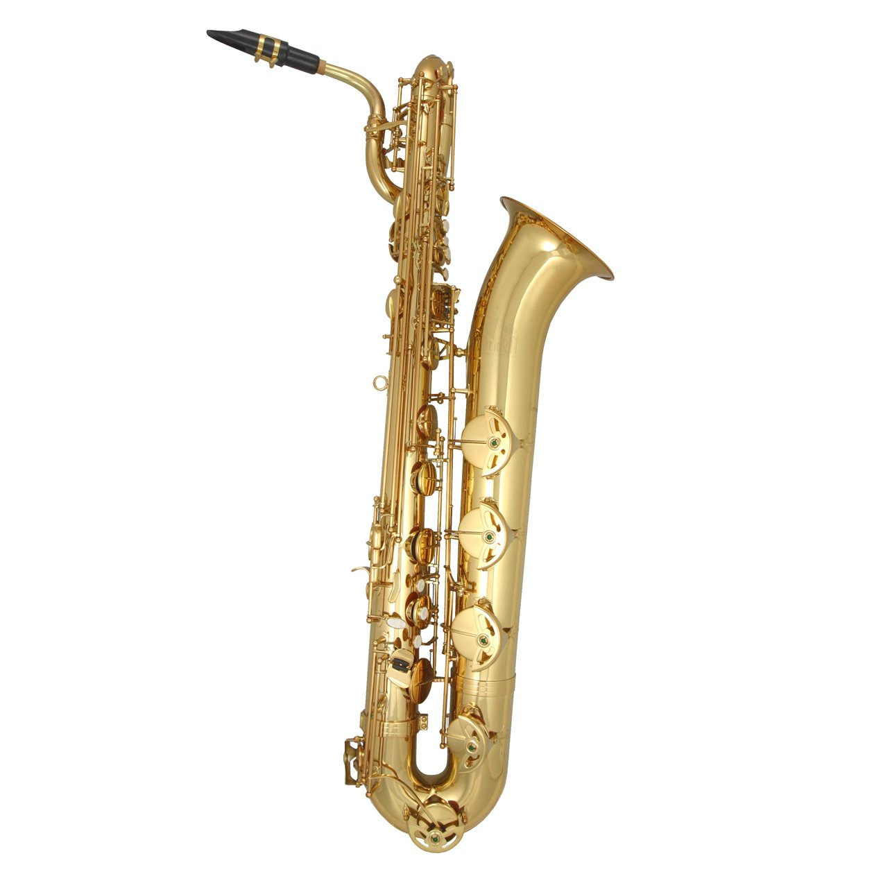 Trevor James - SR Baritone Saxophones-Saxophone-Trevor James-Gold Lacquer-Music Elements