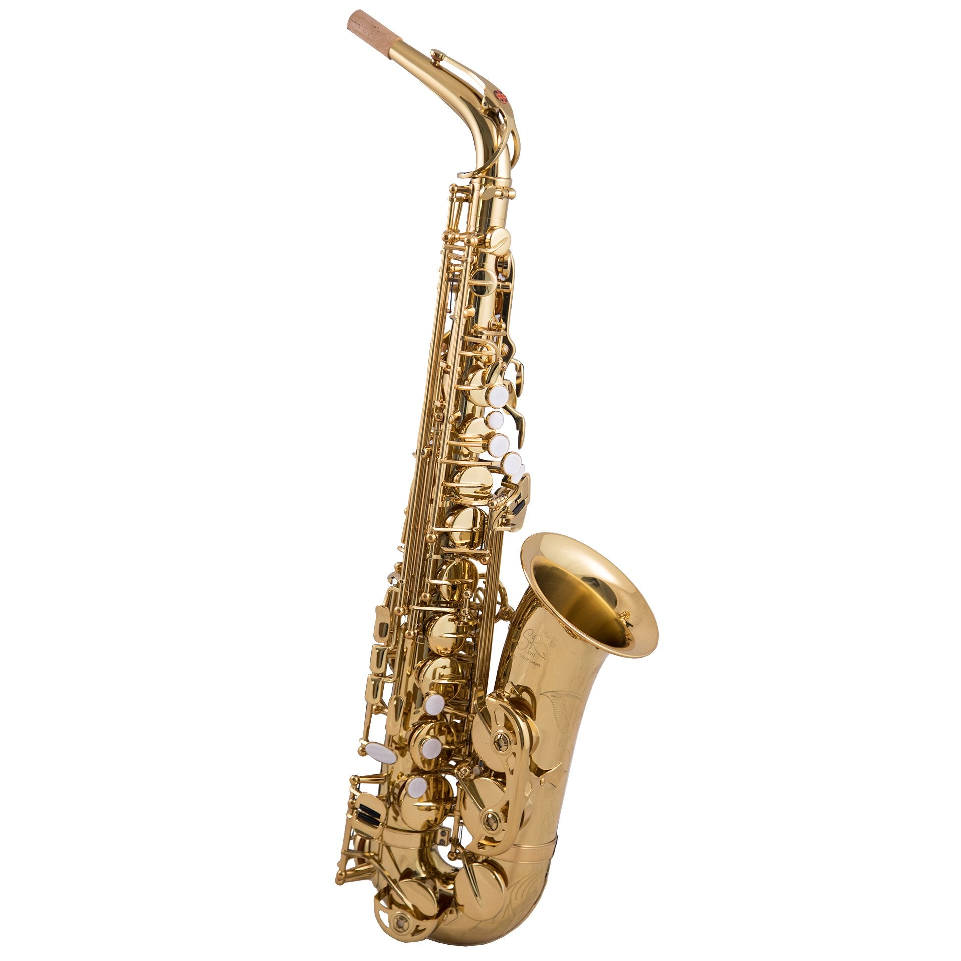 Trevor James - SR EVO Alto Saxophone-Saxophone-Trevor James-Music Elements