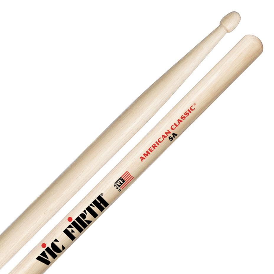 Vic Firth - American Classic Drumsticks-Percussion-Vic Firth-5A-Music Elements