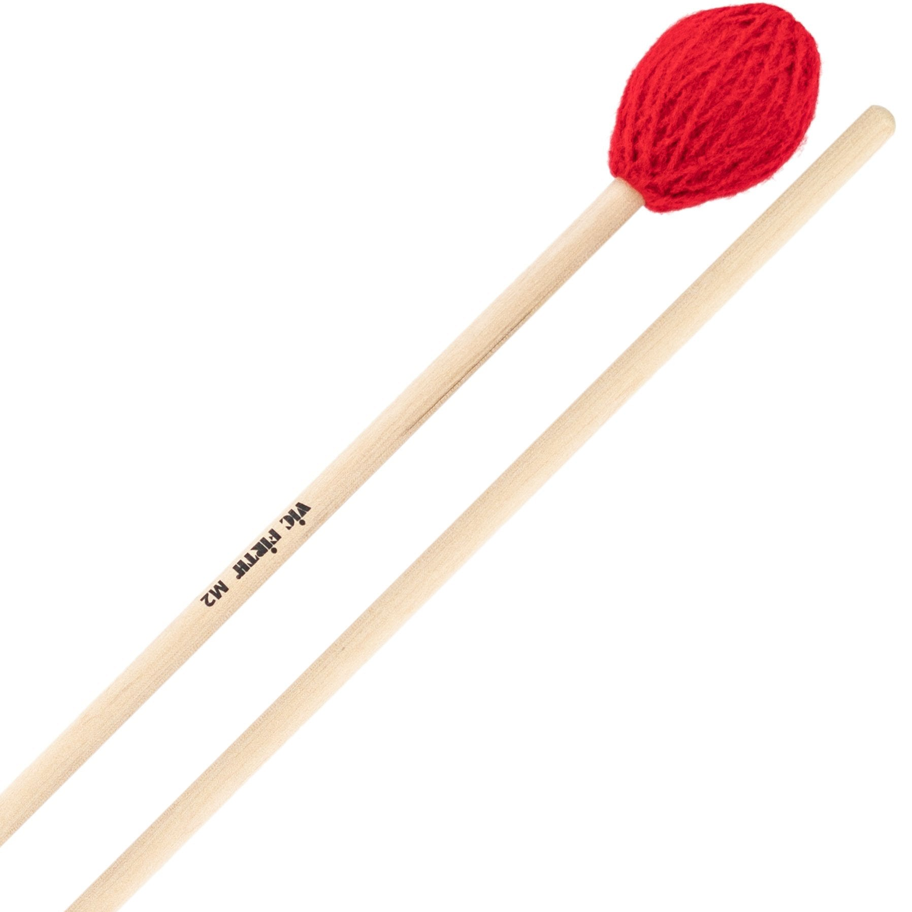 Vic Firth - American Custom Marimba Mallets-Percussion-Vic Firth-M2: Medium Hard-Music Elements