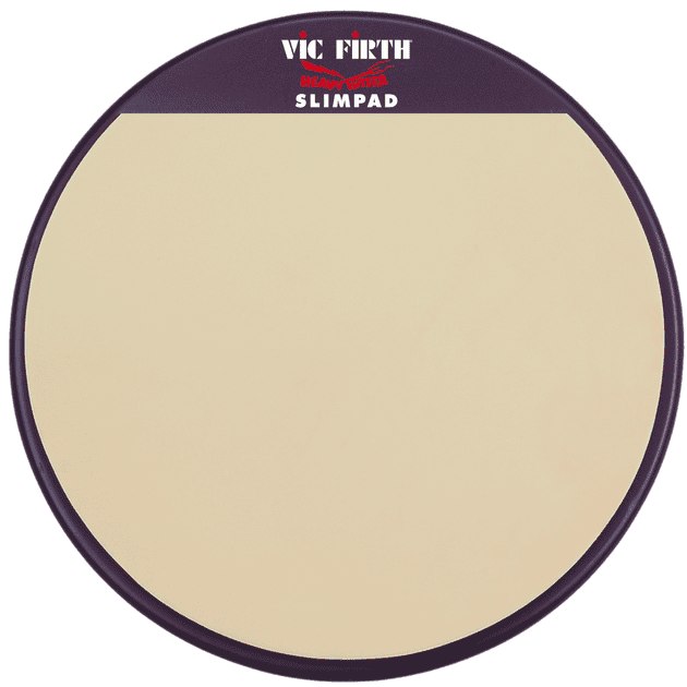Vic Firth - Heavy Hitter Slim Pad Practice Pad-Percussion-Vic Firth-Music Elements