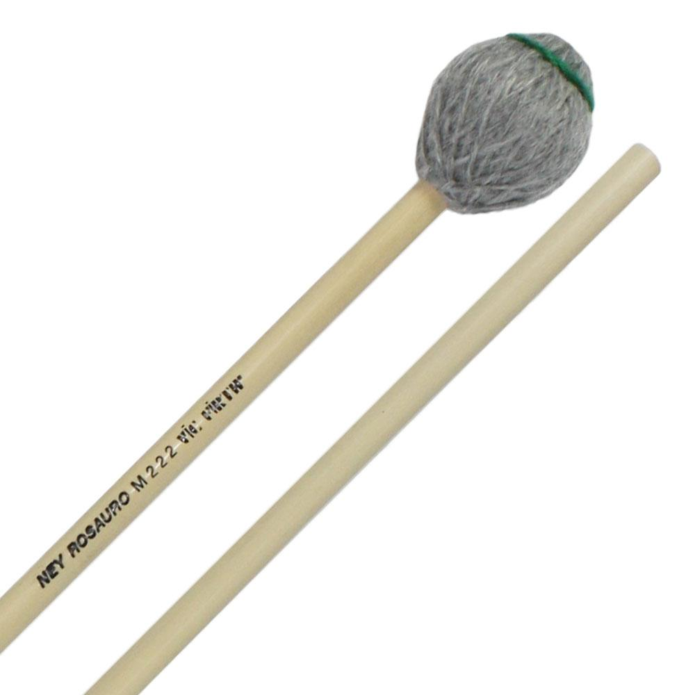 Vic Firth - Ney Rosauro Signature Series Keyboard Mallets-Percussion-Vic Firth-M222: Medium Soft Yarn-Music Elements
