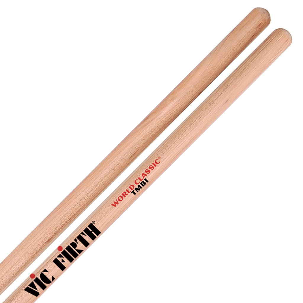 "Vic Firth - World Classic Timbale Sticks-Percussion-Vic Firth-TMB1: 17""-Music Elements"