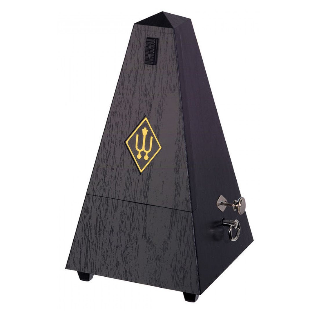 Wittner - 855 Series Traditional Maelzel Metronomes with Bell-Tuner & Metronome-Wittner-Black-Music Elements