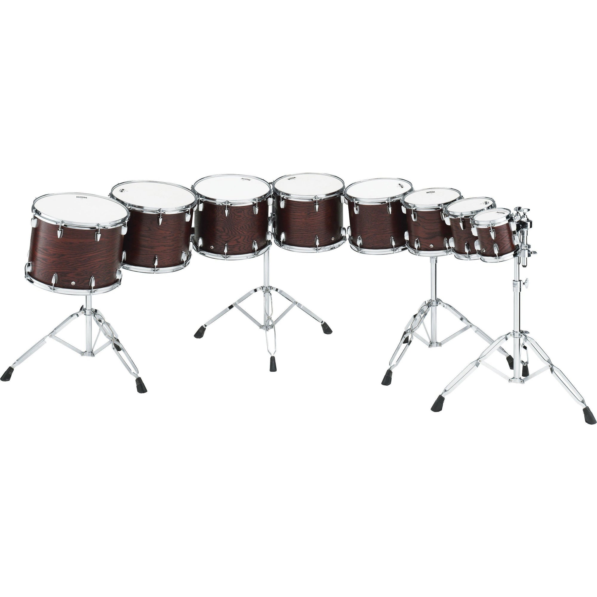 Yamaha - CT-9000 Series - Double-Headed Tom Toms with Oak Shell-Percussion-Yamaha-Music Elements