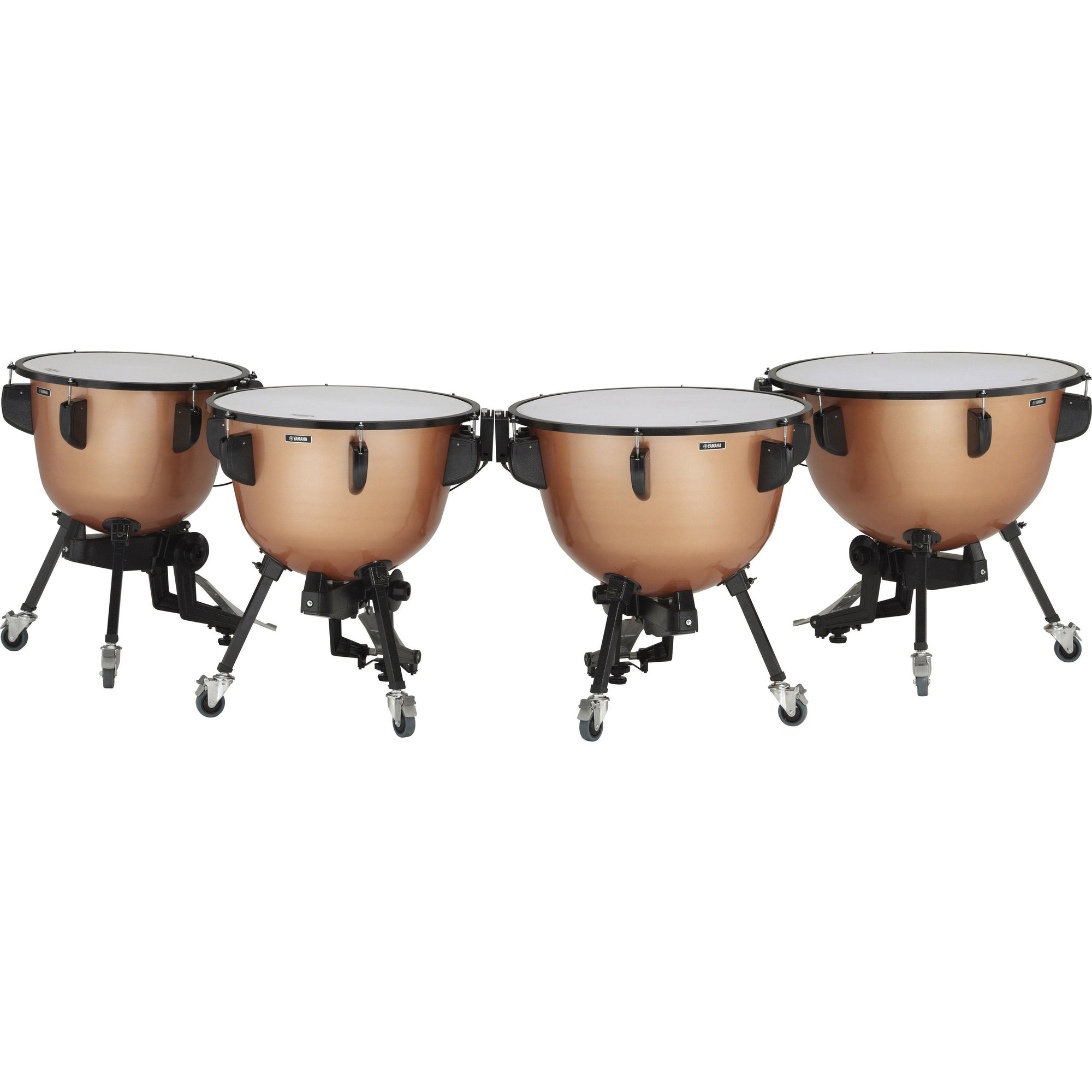 Yamaha - TP-3300 Series - Portable Pedal Timpanis with Aluminium Bowl-Percussion-Yamaha-Music Elements