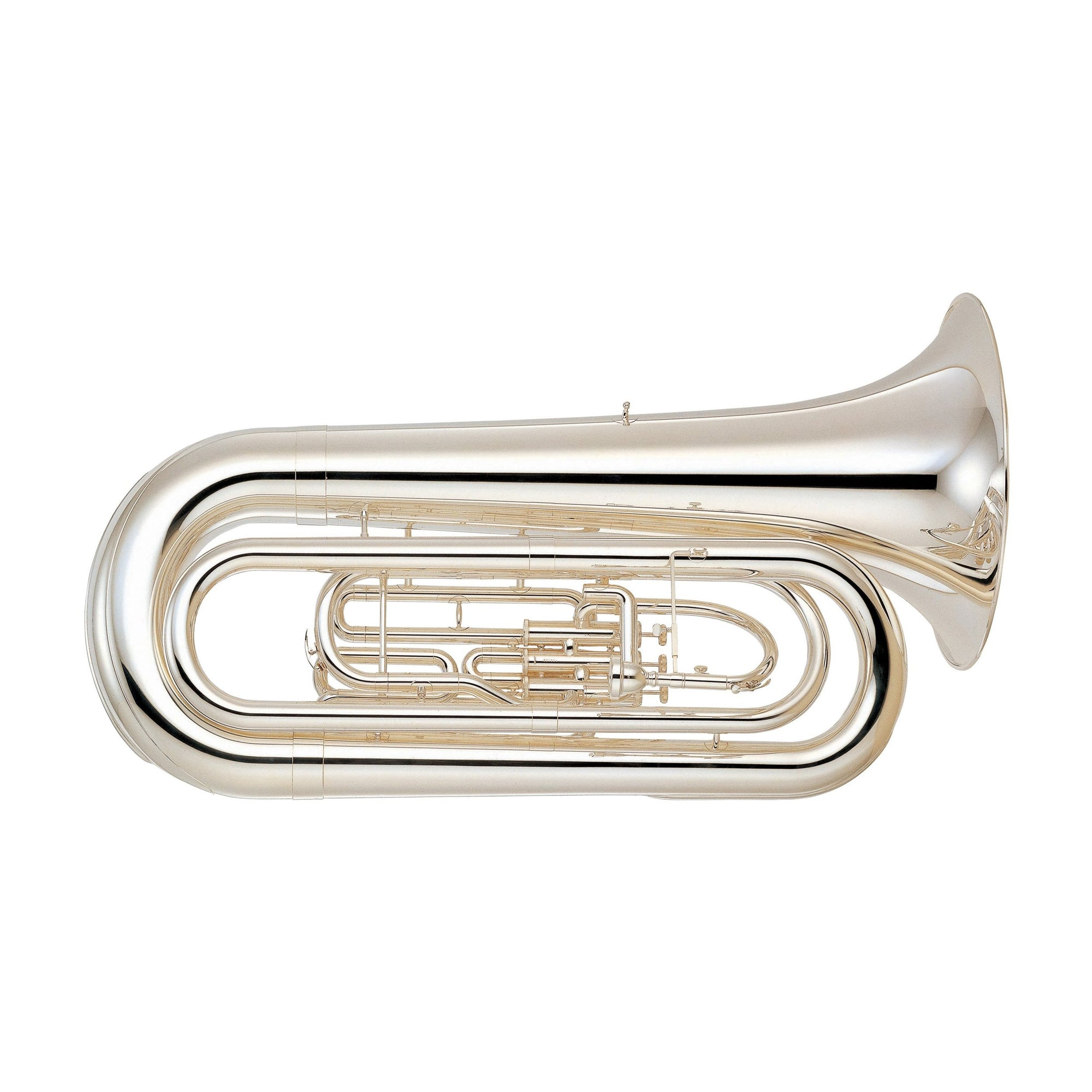 Yamaha - YBB-201MS - Convertible BBb Tuba-Tuba-Yamaha-Music Elements