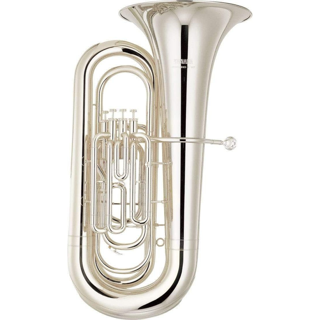 Yamaha - YBB-321S - Intermediate BBb Tuba-Tuba-Yamaha-Music Elements