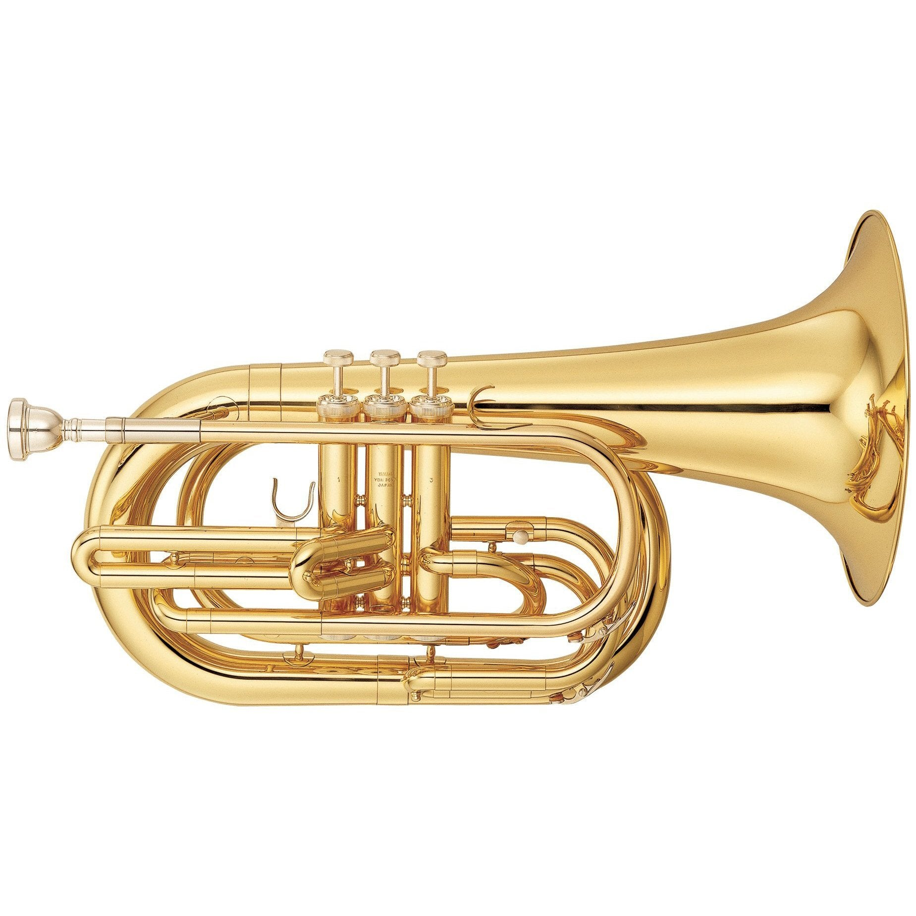 Yamaha - YHR-301M - Marching Baritone-Baritone-Yamaha-Music Elements