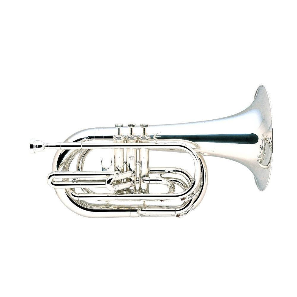 Yamaha - YHR-301MS - Marching Baritone-Baritone-Yamaha-Music Elements