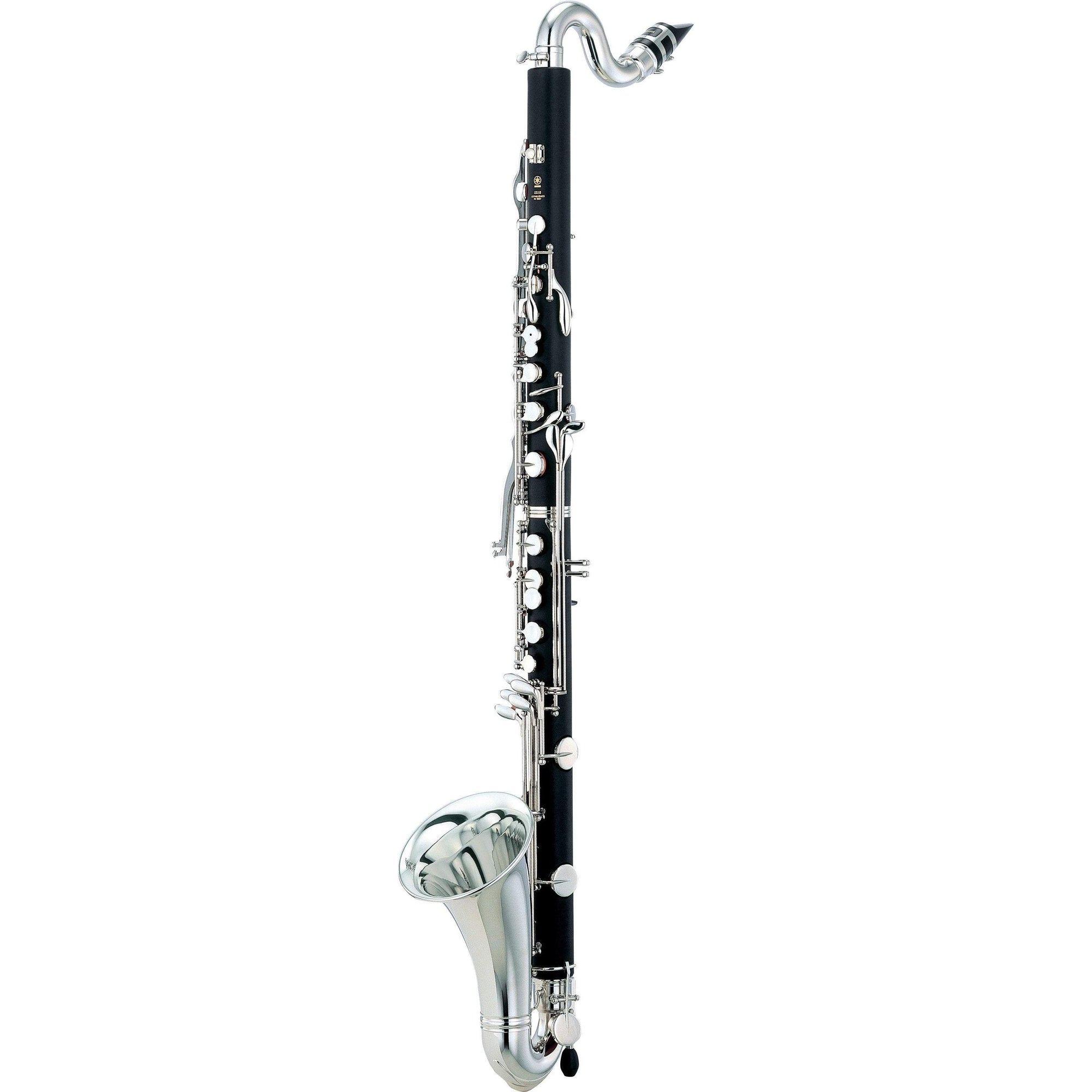 Yamaha - YCL-221IIS - Student Bb Bass Clarinet-Clarinet-Yamaha-Music Elements