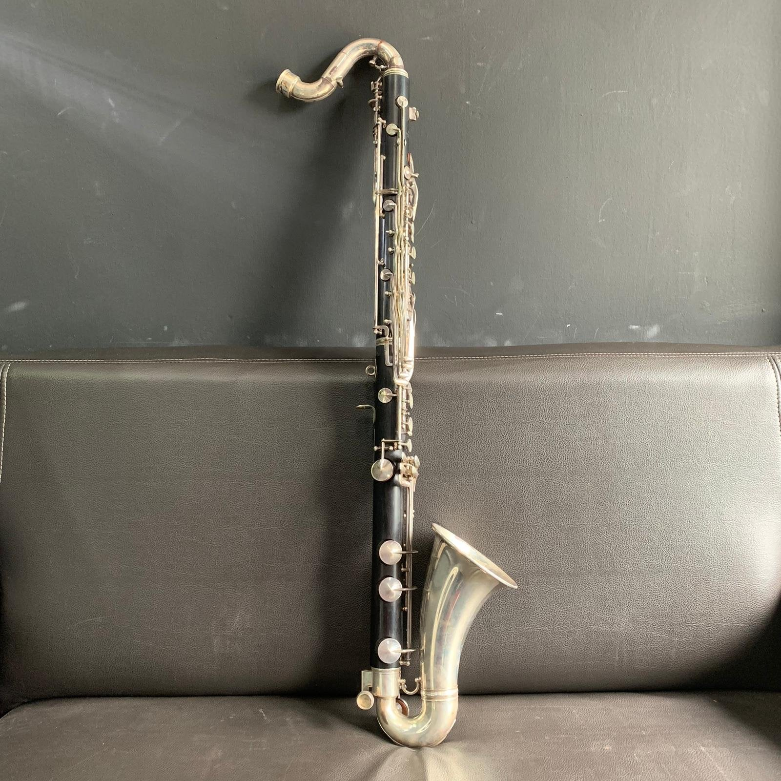 Yamaha - YCL-621 Professional Bass Clarinet (Pre-Owned)-Bass Clarinet-Yamaha-Music Elements