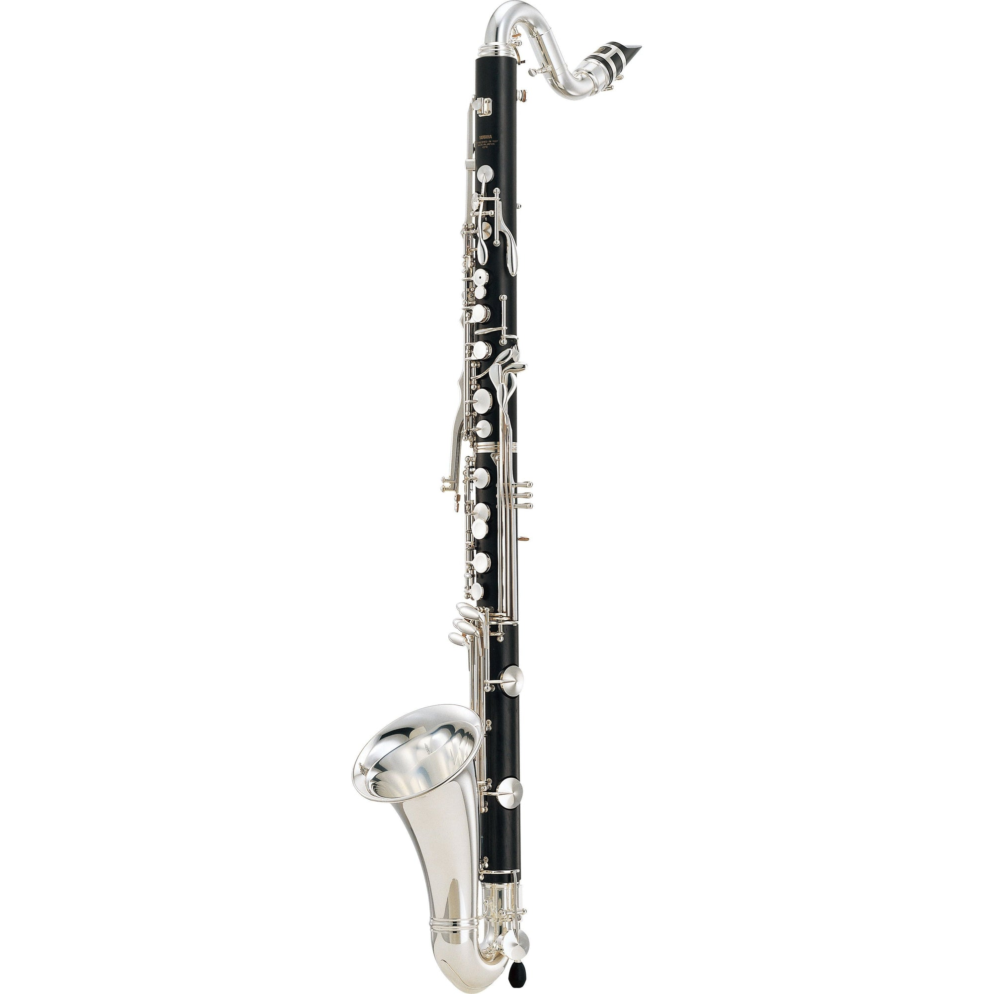 Yamaha - YCL-621II - Professional Bb Bass Clarinet-Clarinet-Yamaha-Music Elements