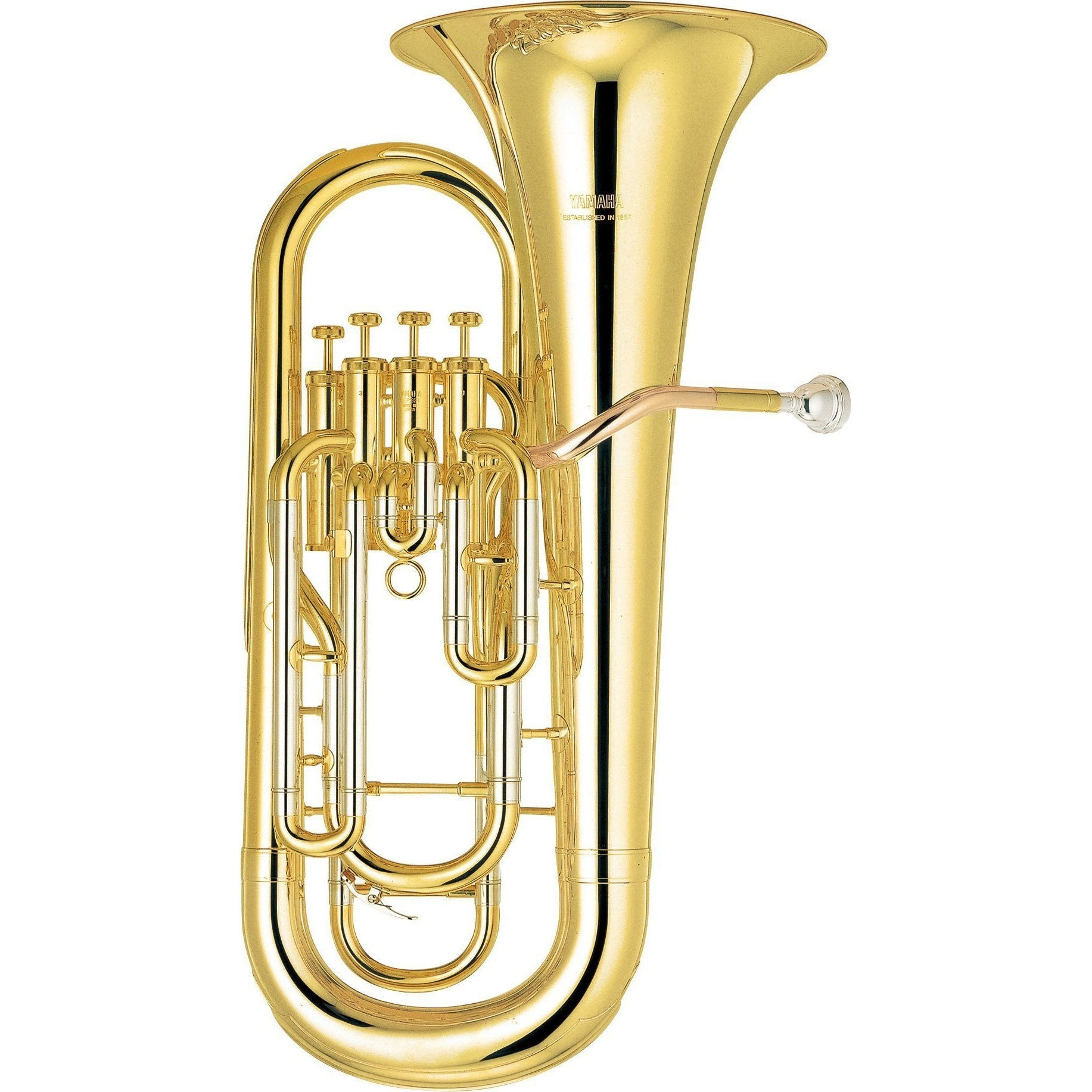Yamaha - YEP-321 - Intermediate Euphonium-Euphonium-Yamaha-Music Elements