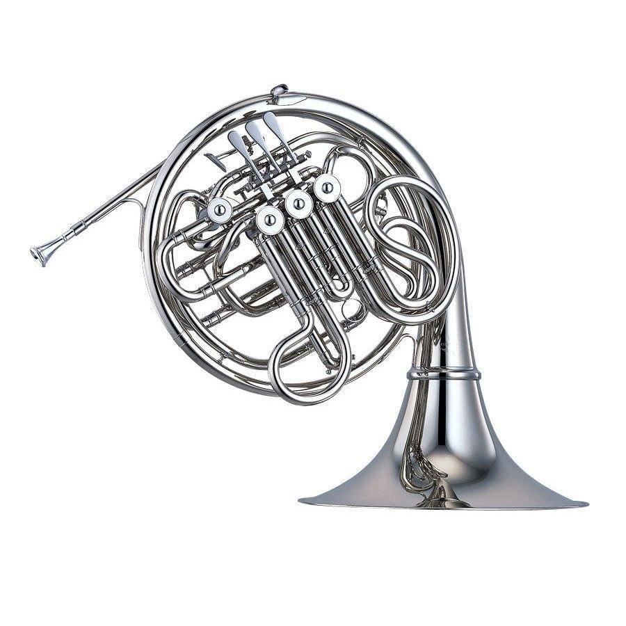 Yamaha - YHR-668ND - Professional Double French Horn (with Detachable Bell)-French Horn-Yamaha-Music Elements