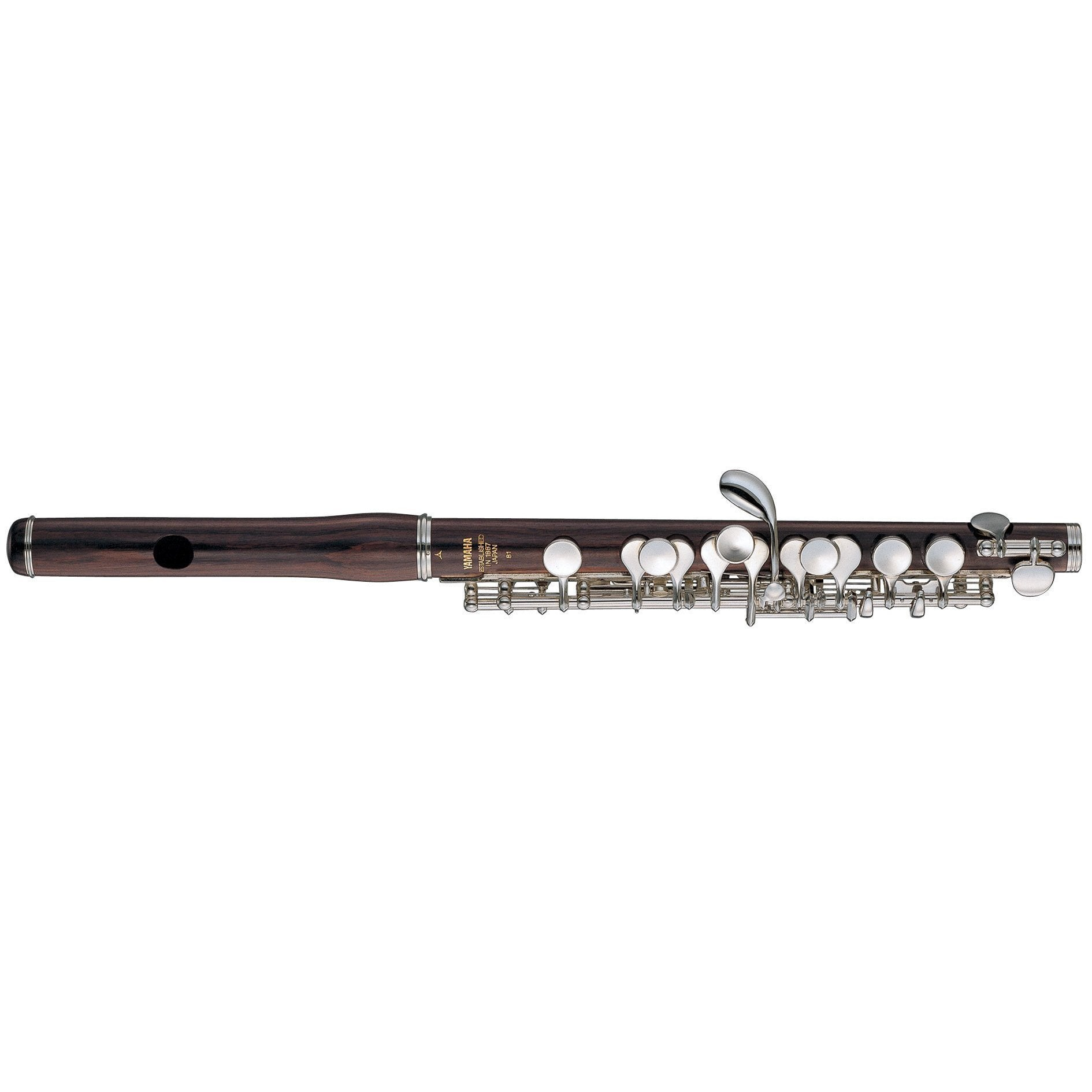 Yamaha - YPC-81R - Handcrafted Piccolo-Piccolo-Yamaha-Music Elements