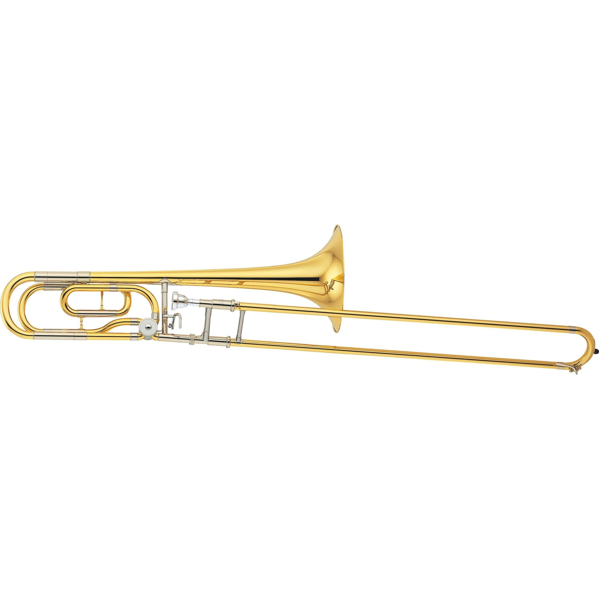 Yamaha - YSL-640 - Professional Bb/F Tenor Trombone-Trombone-Yamaha-Music Elements