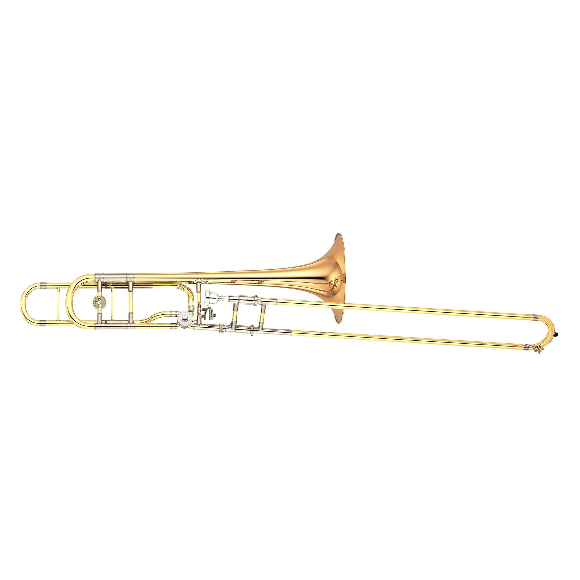 Yamaha - YSL-882GO - Custom Xeno Bb/F Tenor Trombone-Trombone-Yamaha-Music Elements