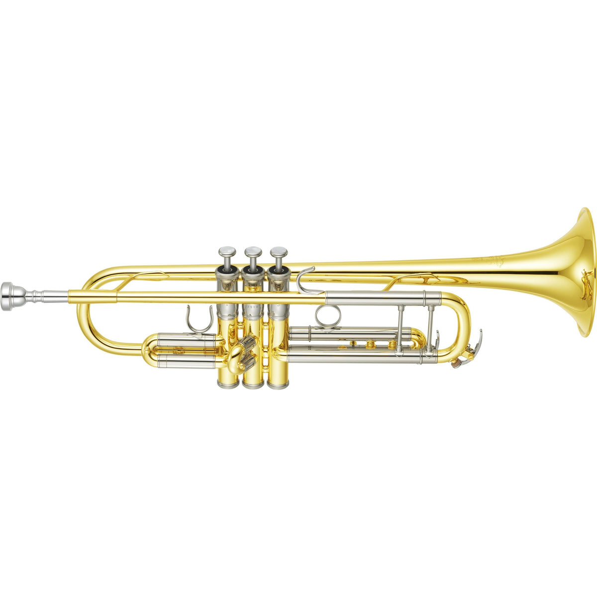 Yamaha - YTR-8345 - Custom Xeno Bb Trumpet-Trumpet-Yamaha-Music Elements