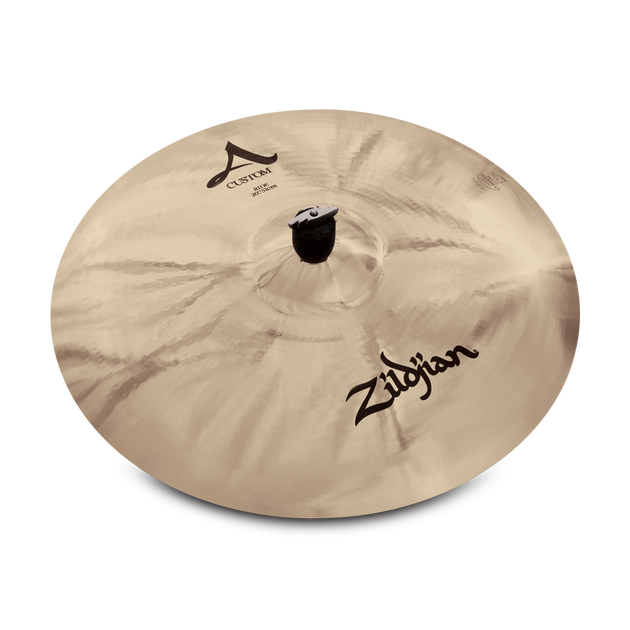 "Zildjian - 20"" A Custom Ride Cymbal-Cymbal-Zildjian-Music Elements"