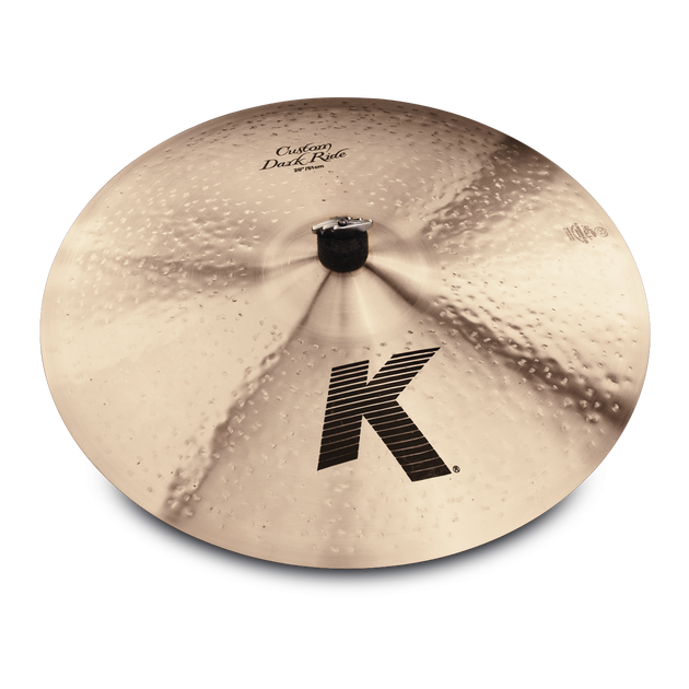 "Zildjian - 22"" K Custom Dark Ride Cymbal-Cymbal-Zildjian-Music Elements"
