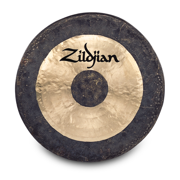 Zildjian - Orchestral Gongs (with Stand and Mallet)-Gong-Zildjian-Music Elements