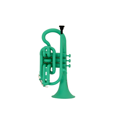 ZO - ABS Bb Cornets-Trombone-ZO-Green-Music Elements