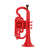 ZO - ABS Bb Cornets-Trombone-ZO-Red-Music Elements
