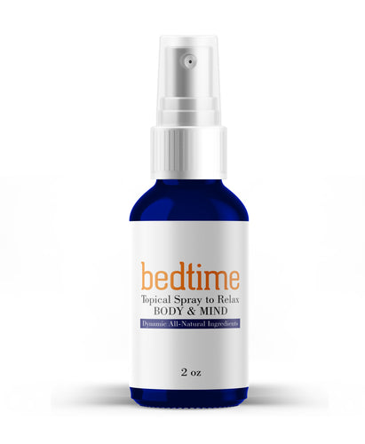 BEDTIME - Magnesium Sleep Spray - 2 oz