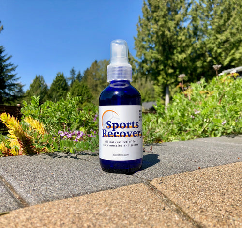 Sports Recovery Spray - 4 oz