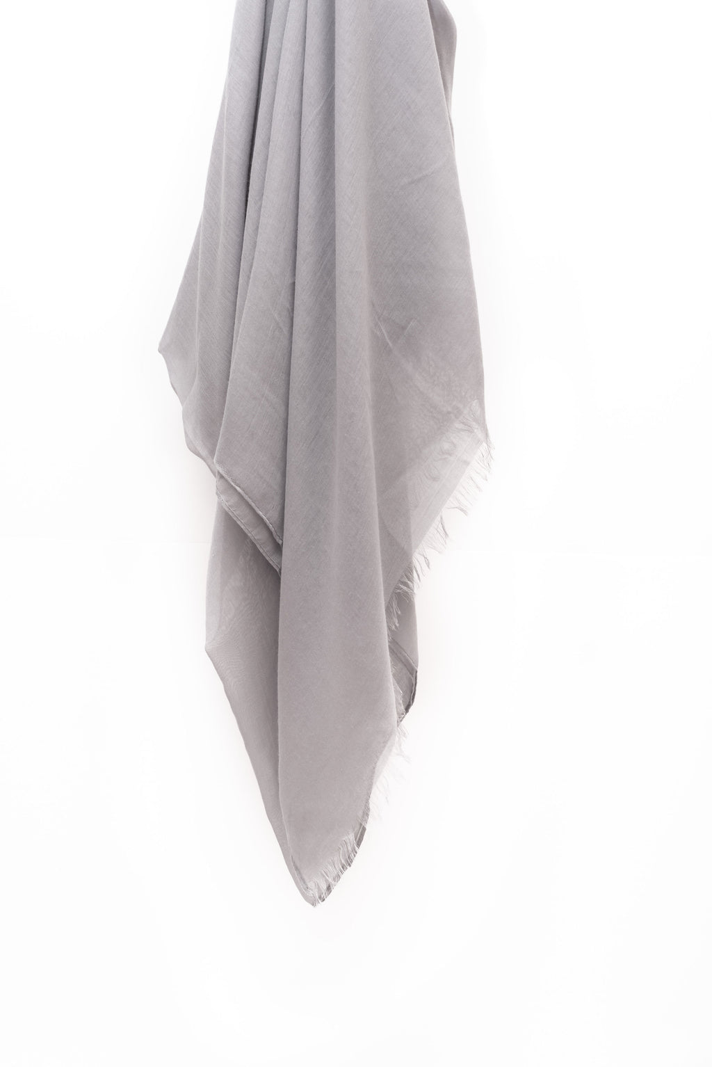Smokey Grey Viscose