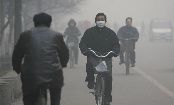 Let's talk Air Pollution – It's more dominant than you think.