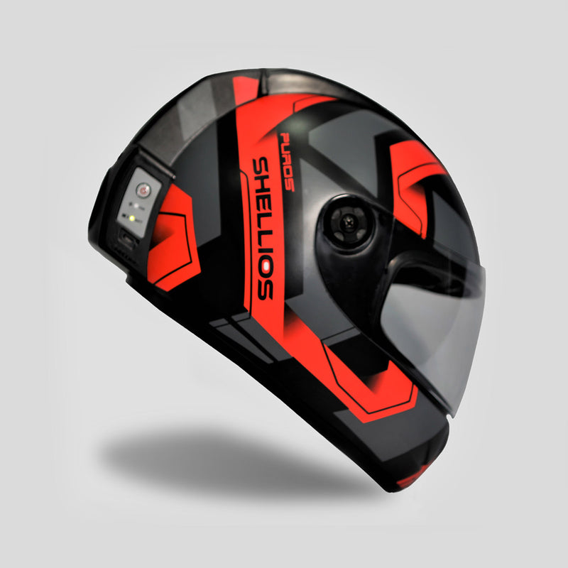 PUROS Black w/ Orange Decal