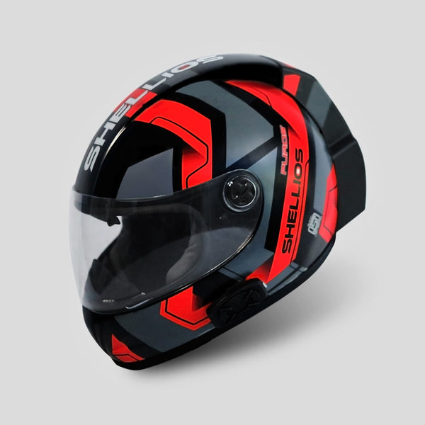PUROS Black w/ Red Decal