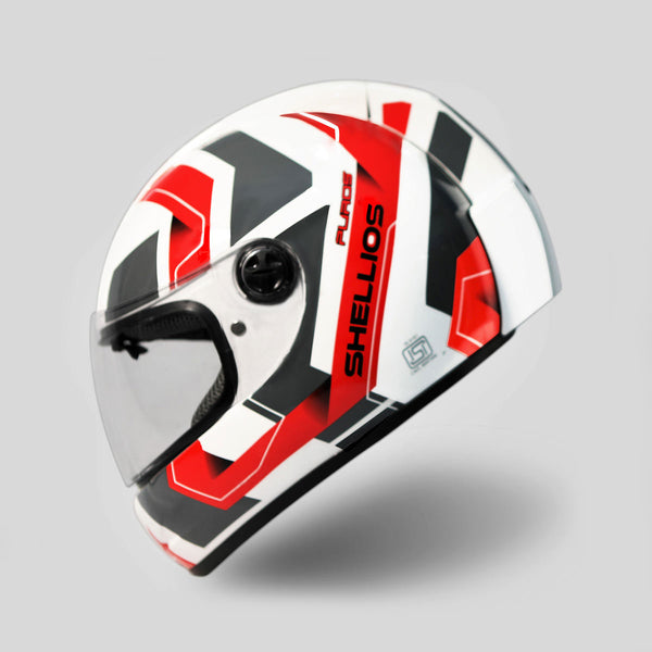 PUROS White w/ Red Decal