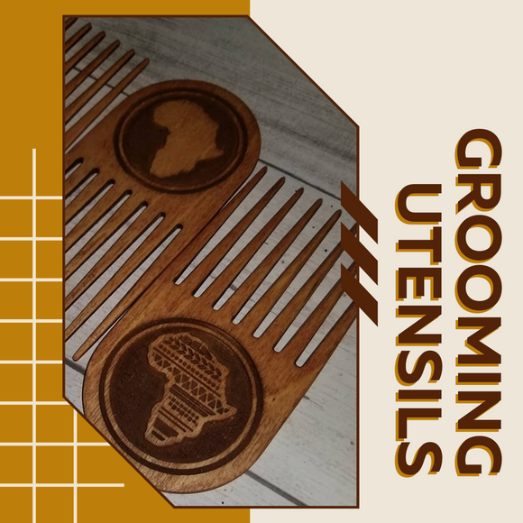 Grooming Utensils