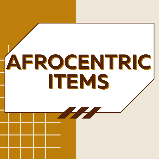 Afrocentric Items