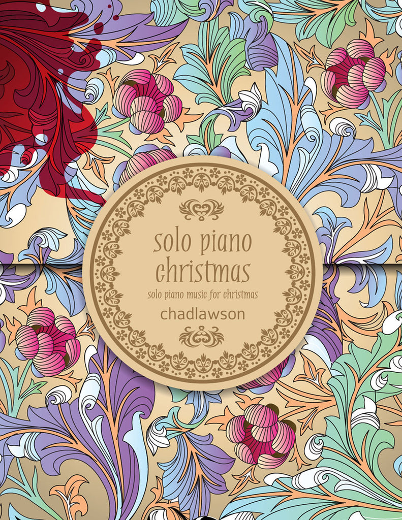 Solo Piano Christmas (Songbook & Sheet Music)