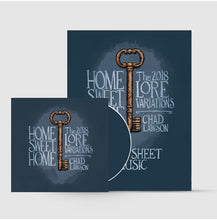 Load image into Gallery viewer, Home Sweet Home Songbook + CD Bundle