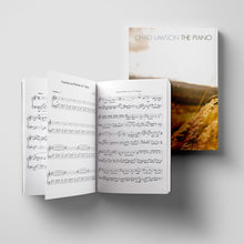 Load image into Gallery viewer, The Piano (Solo Piano Sheet Music)