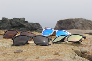 Mens Luxury Wayfarer Sunglasses